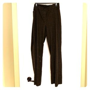 Plus Size Work Boot Cut Trousers